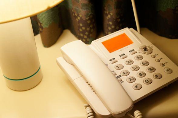 固定電話ならではのメリットがあります!