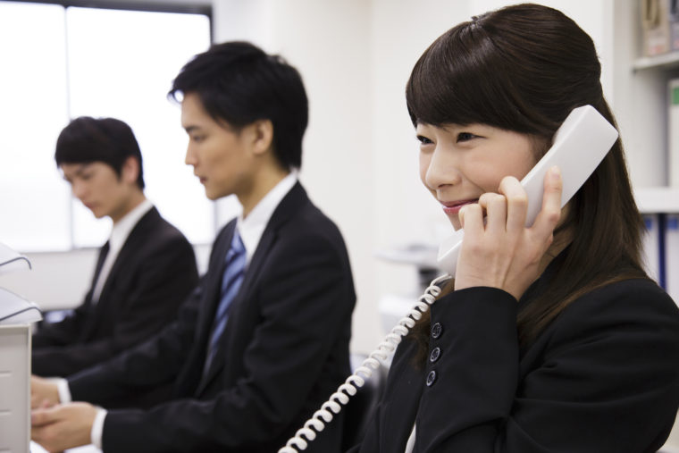 テレアポコールセンターはCTIシステムを使って営業の新規開拓に成功する