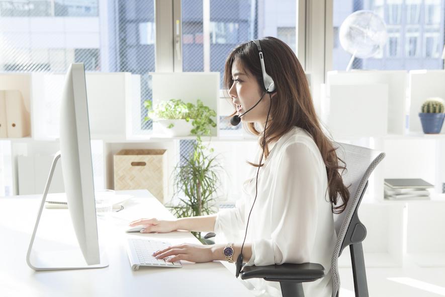 CTIシステムが導入されたコールセンターの営業!?個人への新規開拓にも繋がる?