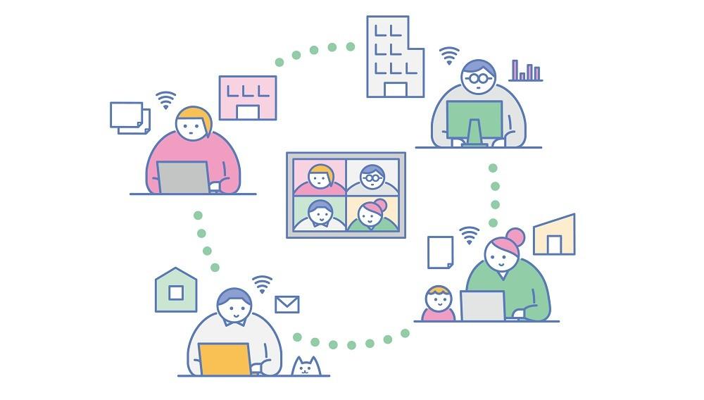 在宅コールセンターシステムの導入はメリット満載で評判です